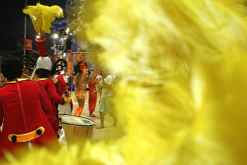 Fenix-dentro carnaval