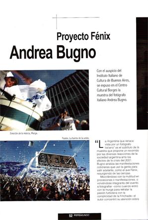 Fotomundo, Marzo 2007-2